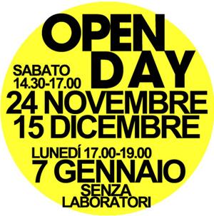 CFP Canossa Brescia Open Day